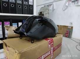 Tangki bensin kawasaki ninja rr / krr / zx 150 hitam