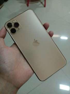 Jual handphone Apple iPhone 11 pro max 256