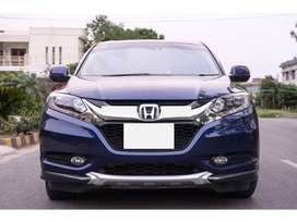 honda vezel hybrid 2014 on easy installment in corporate