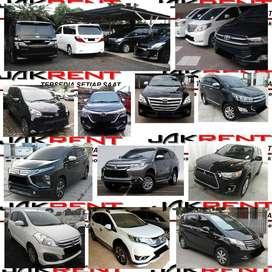 Rental Mobil Driver + Bbm + Toll & Parkir ( JAKARTA )