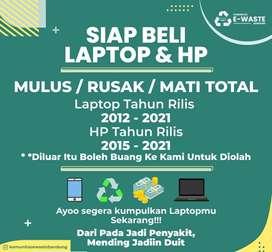 Beli Laptop MacBook Mati Total /Rusak Jual Asus, Acer, Hp, Lenovo,dell