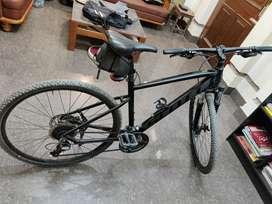 Scott sub Ross 40 hybrid cycle, hydraulic discbrake,