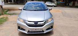 Honda City 1.5 V Manual Sunroof, 2014, Petrol