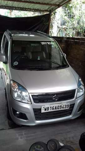 Maruti Suzuki Wagon R 2017 Petrol Good Condition