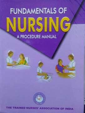 Fundamentals of nursing first year bsc nursing book