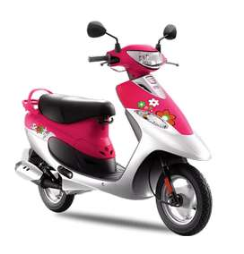 WANTED SCOOTY