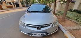 Excellent Condition Honda Civic 2008 CNG for Sale