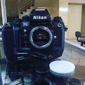 kamera analog Nikon F4