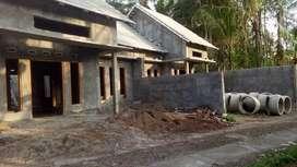 Rumah baru proses finishing di seputaran cebongan
