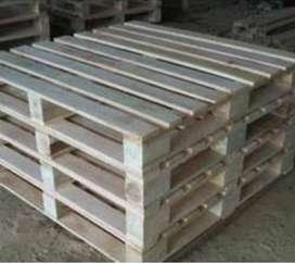 Supplier palet kayu dan peti packing kayu murah