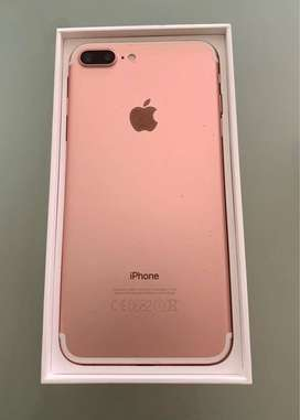 i phone 7 plus available 256 GB ROM