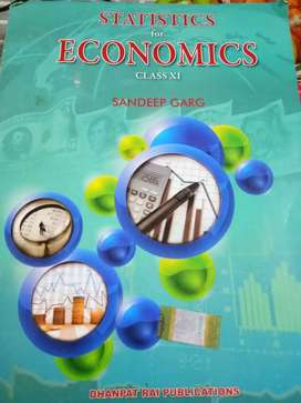 Statistics for economics class 11