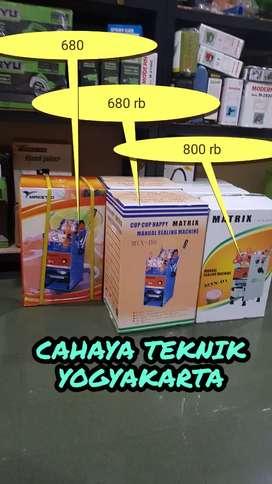 PROMO ONGKIR (CAHAYA TEKNIK) cup sealer matrix etone fullset om
