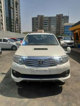 Toyota Fortuner 2.5 Sportivo 4x2 Automatic, 2013, Diesel