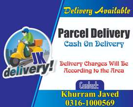 Delivery raiders avelible