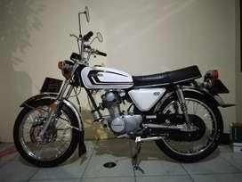 Honda cb100 1978