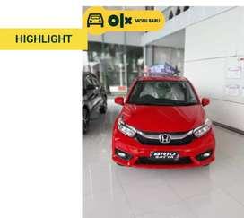 (Mobil Baru) HONDA BRIO E CVT Promo 12, TDP Mulai 12 juta
