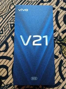 V 21 purchased on 01/07/2021