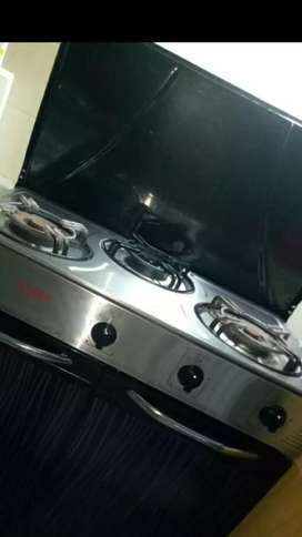 Cooking stove new condition for sale