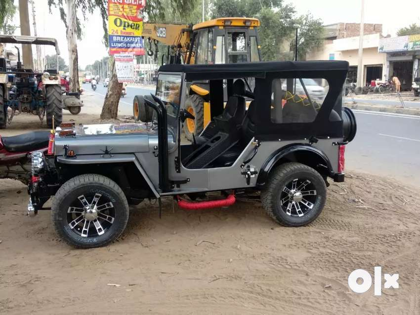 New modified jeeps 0