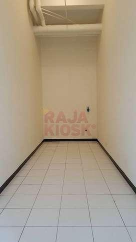 sewa kios 6 bulan GRATIS 1 bulan di Apartemen Sentra Timur Pulogebang