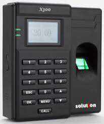 Mesin absensi solution X601