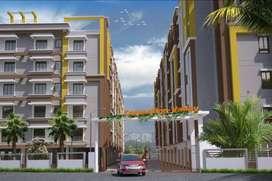 3bhk flat in Salugara