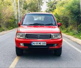 Tata Safari 4x2 VX DICOR BS-III, 2006, Diesel