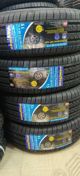 We seal Goodyear Apollo Yokohama Jk Tyres in best offer price