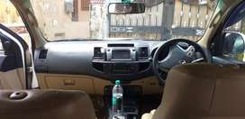 Toyota fortuner in mint condition