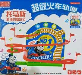 Mainan Kereta Thomas and Friend Roller Coaster