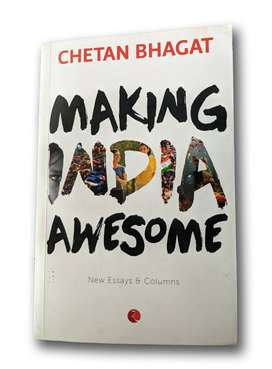 Making India Awesome - Chetan Bhagat