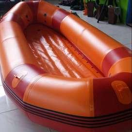 Perahu karet 360 ( 6 orang ) arung jeram water sport