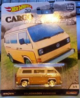 Hot wheels Cargo Carriers Volkswagen Sunwagon