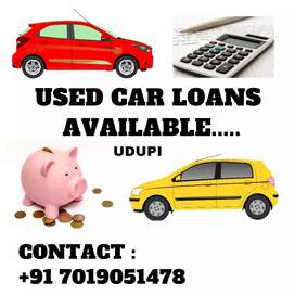 Used Cars Loans Available