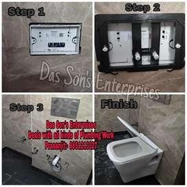 Delhi PLUMBER we deals in all kinds of plumbing work Das Sons Plumbing