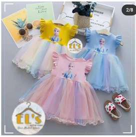 Dress Anak Cewek Impor