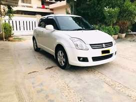 Suzuki swift 1.3 model 2017 on easy installment
