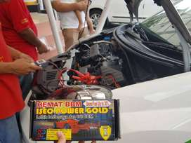 Mobil lbh Mudah Stater karena Kelistrikan Terpenuhi dg Iseo Power