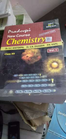 Pradeep 's chemistry XI ,XII and other Publication