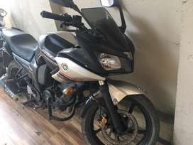 Want to sell my yamaha fazer black colour very good condition