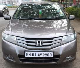Honda City 1.5 V Automatic, 2011, Petrol