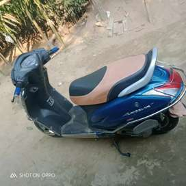 New condition. Scooter activate 3 g