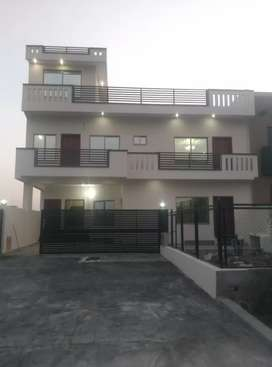 Tripple Story House for Rent in D-12