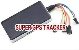 GPS tracker termasuk pasang