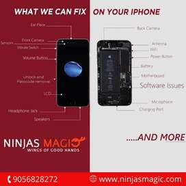 iPhone Repair, Online Mobile Repair, Manimajra, Chandigarh, FREE Pick