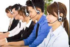 HIRING FOR BPO TELECALLERS/BACK END PROCESS IN M.N.C COMPANY