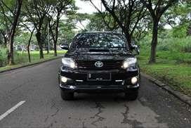 Toyota Fortuner 2.5 VNT TRD G AT Diesel 2013 Hitam