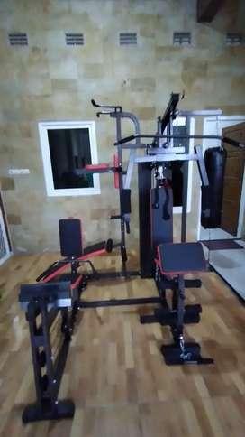 Alat fitness home gym