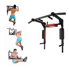 2 in 1 Pull Up And Dips Bar